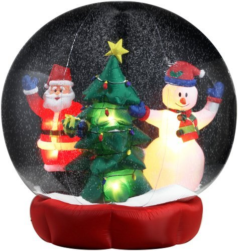 Inflatable Christmas Lawn Decorations Inflatable